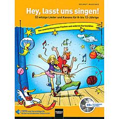 Helbling Hey, lasst uns singen! « Libro de partituras