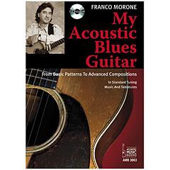 Acoustic Music Books My Acoustic Blues Guitar « Manuel pédagogique