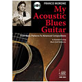 Lehrbuch Acoustic Music Books My Acoustic Blues Guitar