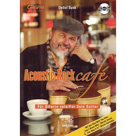 Music Notes Acoustic Music Books Acoustic Rock Café