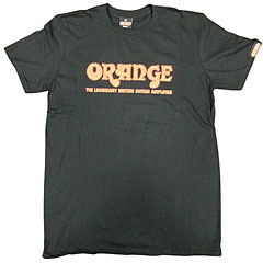 Orange T-Shirt BLK M « T-Shirt