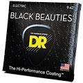 Saiten E-Gitarre DR Extra-Life Black Beauties