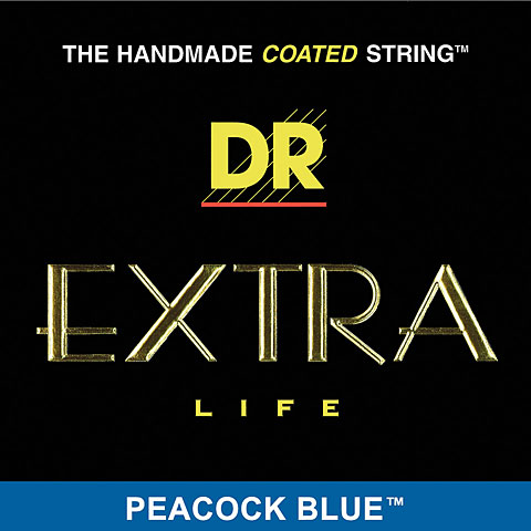 DR Extra-Life Peacock Blue