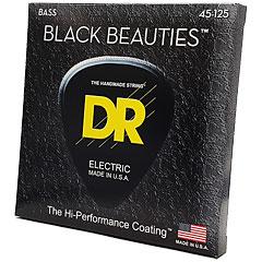 DR Strings Black Beauties BKB5-45 « Saiten E-Bass