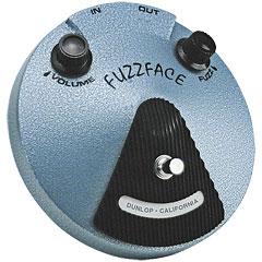 Dunlop Jimi Hendrix JHF1 Fuzz Face « Effets pour guitare électrique
