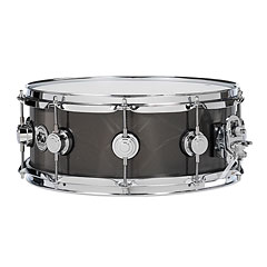 "DW Collector's Steel 14""x5,5"" Black Nickel « Caisse claire"