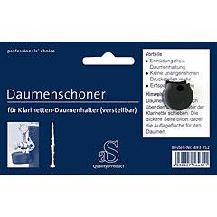 Stölzel Klarinette verstellbarer Daumenhalter « Fingerschoner