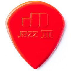 Dunlop Nylon Jazz III rojo (6 unid.) « Púa