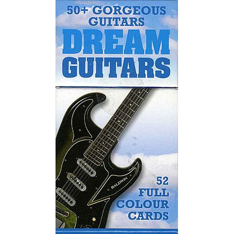 Music Sales Dream Guitars Cards