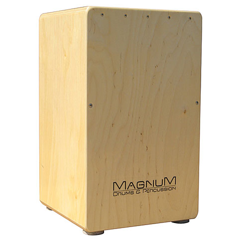 Magnum Natural Birch Snare Cajon