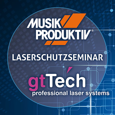 Musik Produktiv Laserschutz Seminar