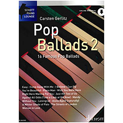 Schott Piano Lounge Pop Ballads 2