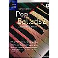 Libro de partituras Schott Schott Piano Lounge Pop Ballads 2