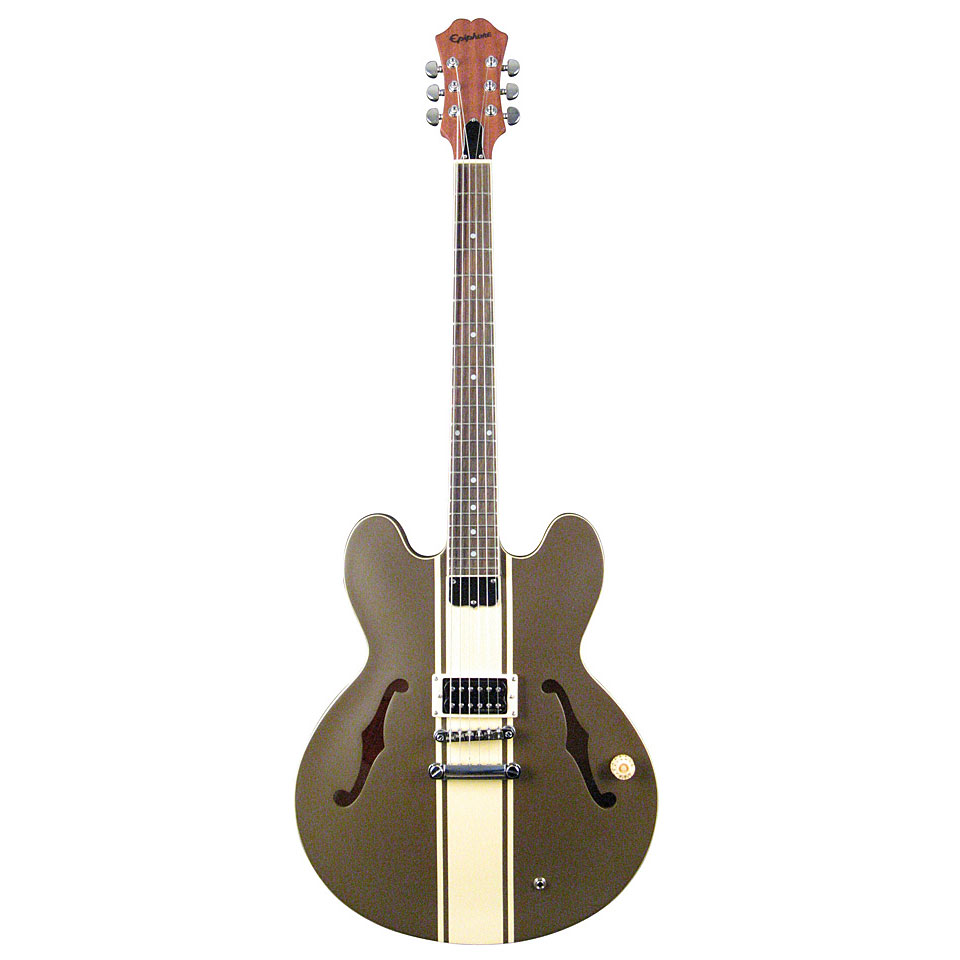 epiphone signature tom delonge es333 riviera electric guitar. Black Bedroom Furniture Sets. Home Design Ideas