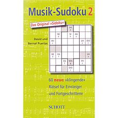 Schott Musik-Sudoku 2 « Spiel