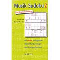 Spel Schott Musik-Sudoku 2