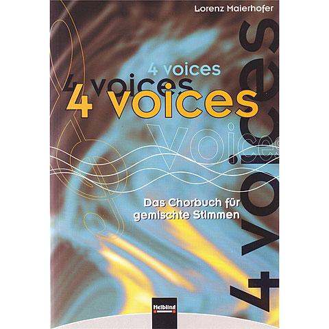 Chornoten Helbling 4 Voices