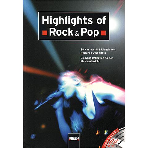Notenbuch Helbling Highlights of Rock & Pop