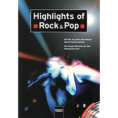 Helbling Highlights of Rock & Pop « Recueil de Partitions
