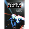 Libro di spartiti Helbling Highlights of Rock & Pop