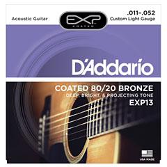 D'Addario EXP13 .011-052 « Cuerdas guitarra acúst.
