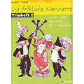 Music Notes Schott Die fröhliche Klarinette Trioheft 2, Wind Instruments