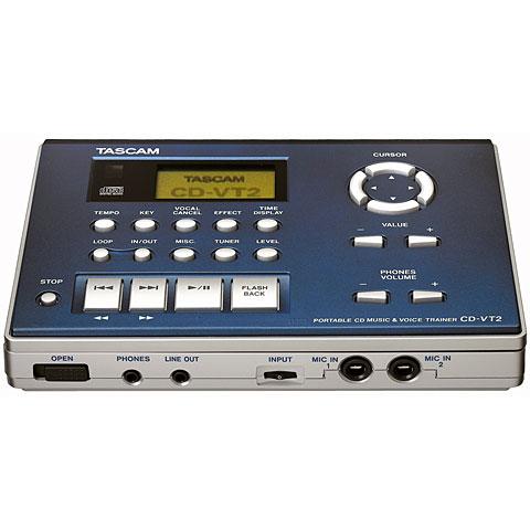 Tascam CD-VT 2