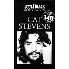 Music Sales The Little Black Songbook - Cat Stevens « Recueil de morceaux