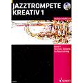 Εκαπιδευτικό βιβλίο Schott Jazztrompete kreativ 1