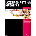 Учебное пособие  Schott Jazztrompete kreativ 1