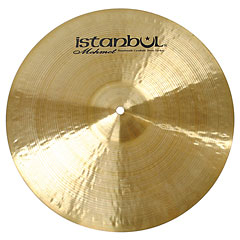 "Istanbul Mehmet Traditional 15"" Dark Crash « Cymbale Crash"