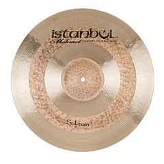 "Istanbul Mehmet Sultan 15"" Medium Crash « Cymbale Crash"