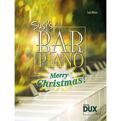 Dux Susi´s Bar Piano Merry Christmas