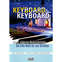 Hage Keyboard Keyboard Christmas « Recueil de Partitions