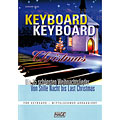 Music Notes Hage Keyboard Keyboard Christmas