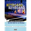 Нотная тетрадь  Hage Keyboard Keyboard Christmas