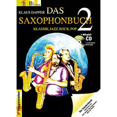 Voggenreiter Das Saxophonbuch 2 Bb (Sopran- und Tenorsaxophon) « Libros didácticos