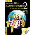 Manuel pédagogique Voggenreiter Das Saxophonbuch Bd.2 - Eb Version
