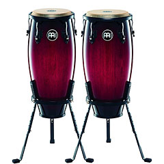 "Meinl Headliner Series Conga Set 10"" + 11"" Wine Red Burst « Conga"
