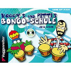 Voggenreiter Voggys & Pittis Bongo-Schule « Libros didácticos
