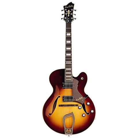 Hagstrom HJ 800 VSB « Guitarra eléctrica