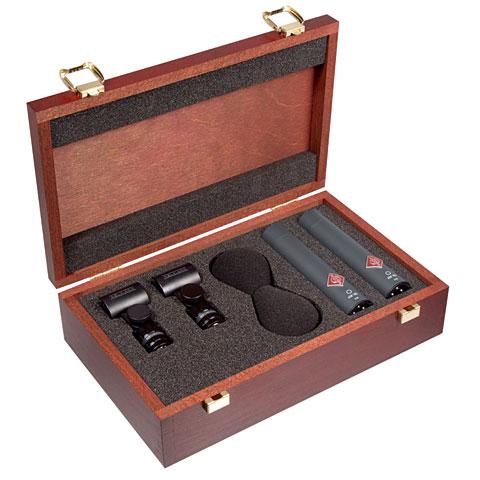 Microphone Neumann KM 183 mt stereo set