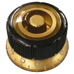 Ibanez Sure Grip « Bouton potentiomètre