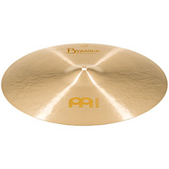 "Meinl Byzance Jazz 16"" Medium Thin Crash « Cymbale Crash"