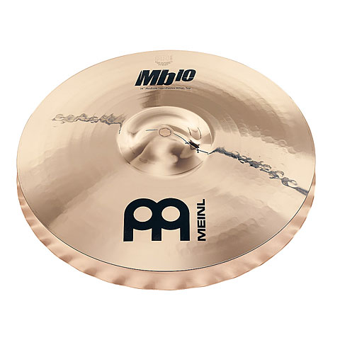 Meinl 14  Mb10 Heavy Soundwave Hihat