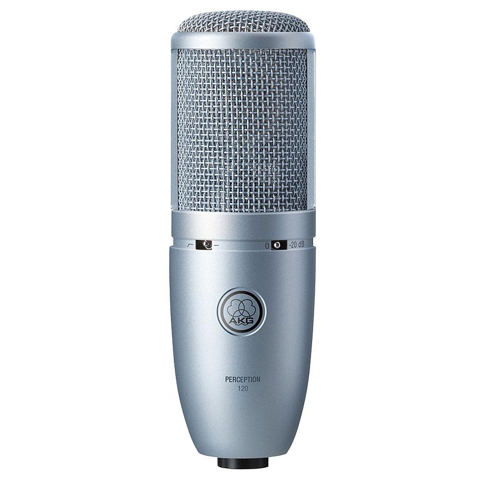 akg perception 120 microphone. Black Bedroom Furniture Sets. Home Design Ideas