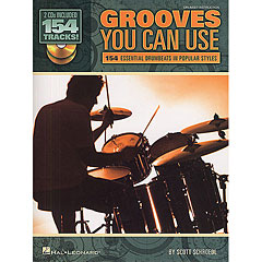 Hal Leonard Grooves you can use « Lehrbuch