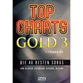 Recueil de morceaux Hage Top Charts Gold 3