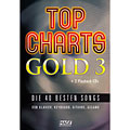 Βιβλίο τραγουδιών Hage Top Charts Gold 3