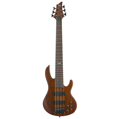 ESP LTD D-6 NS « Electric Bass Guitar